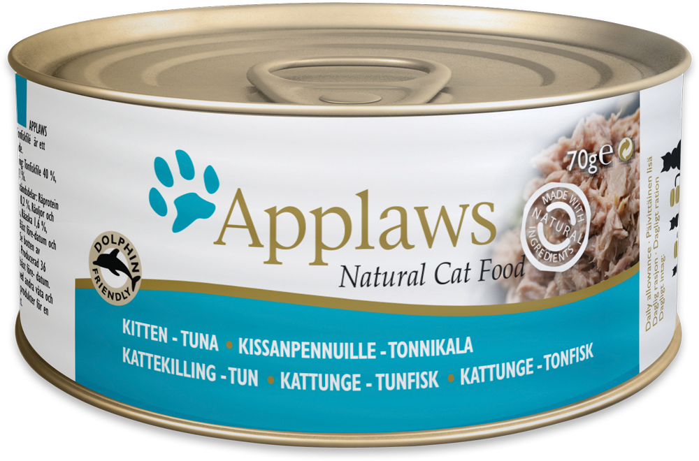 Kitten Tin Tuna Applaws
