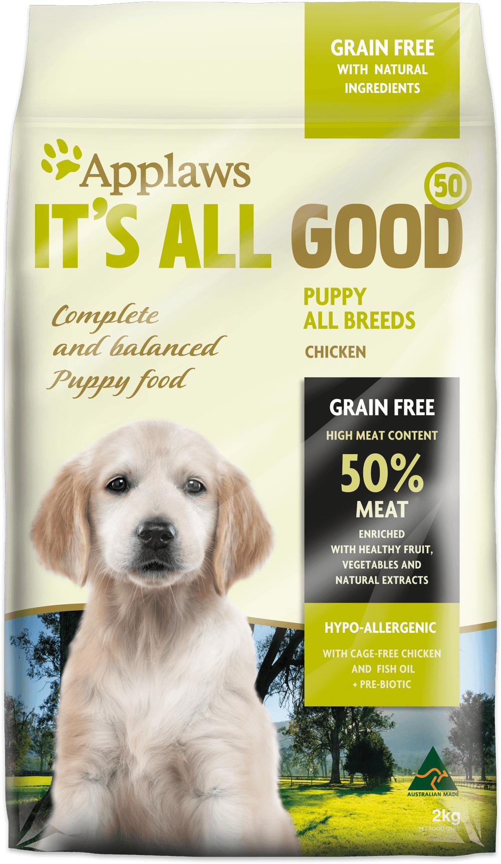 Dog food: a selection of sites