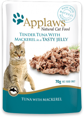 Tuna Wholemeat with Mackerel
