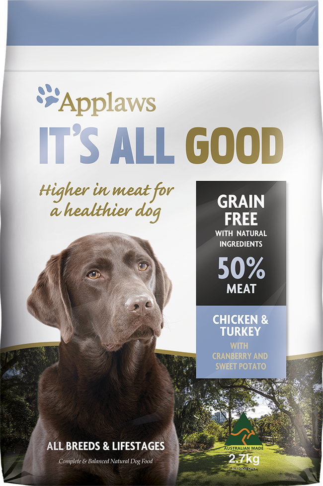 Complete Dry Dog Food