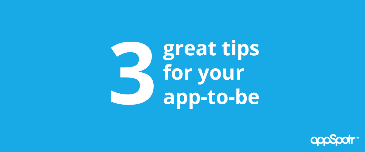 app building tips
