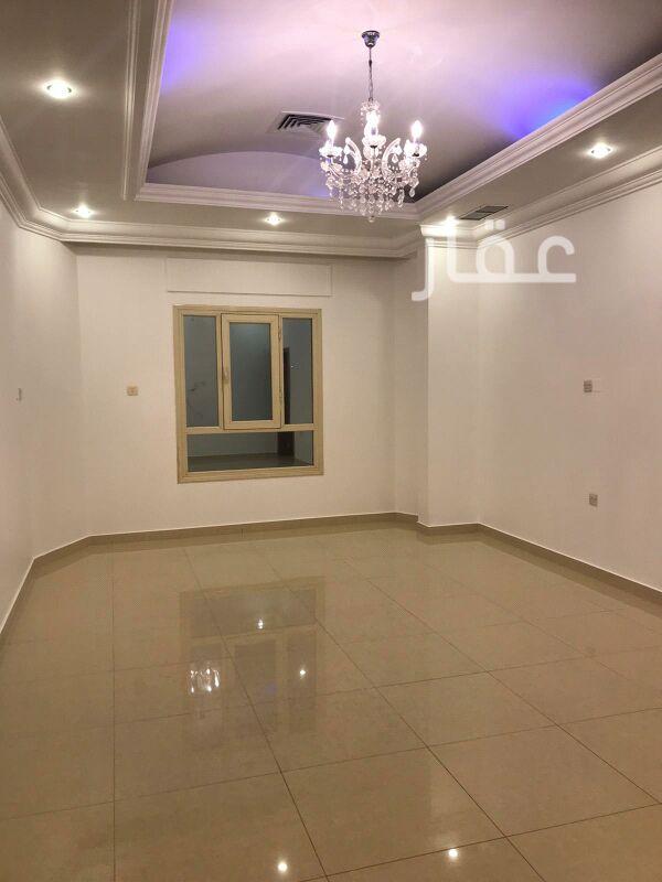 شقة للإيجار فى شارع مساعد عبدالله الساير ، الزهراء 21