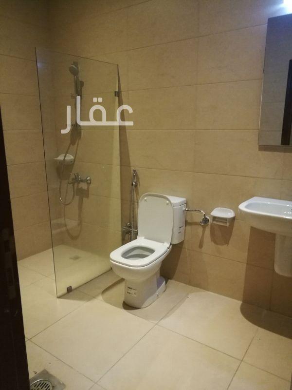 شقة للإيجار فى شارع عبدالعزيز يوسف المزيني ، حي الفيحاء 8