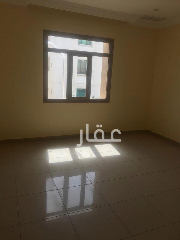 شقة للإيجار فى شارع عبدالعزيز صالح المسلم ، حي السرة 6