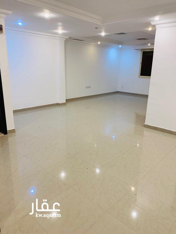 شقة للإيجار فى شارع, ضاحية مبارك العبدالله 0