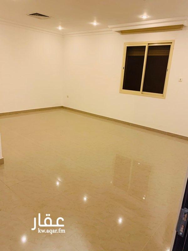 شقة للإيجار فى شارع, ضاحية مبارك العبدالله 2