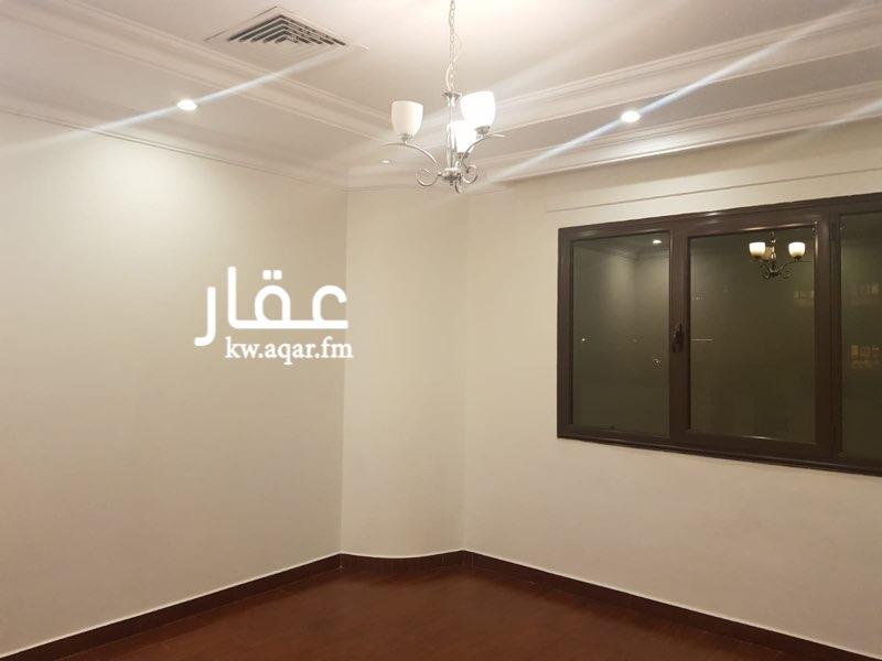 شقة للإيجار فى شارع عبدالعزيز محمد الدعيج, القادسية 2