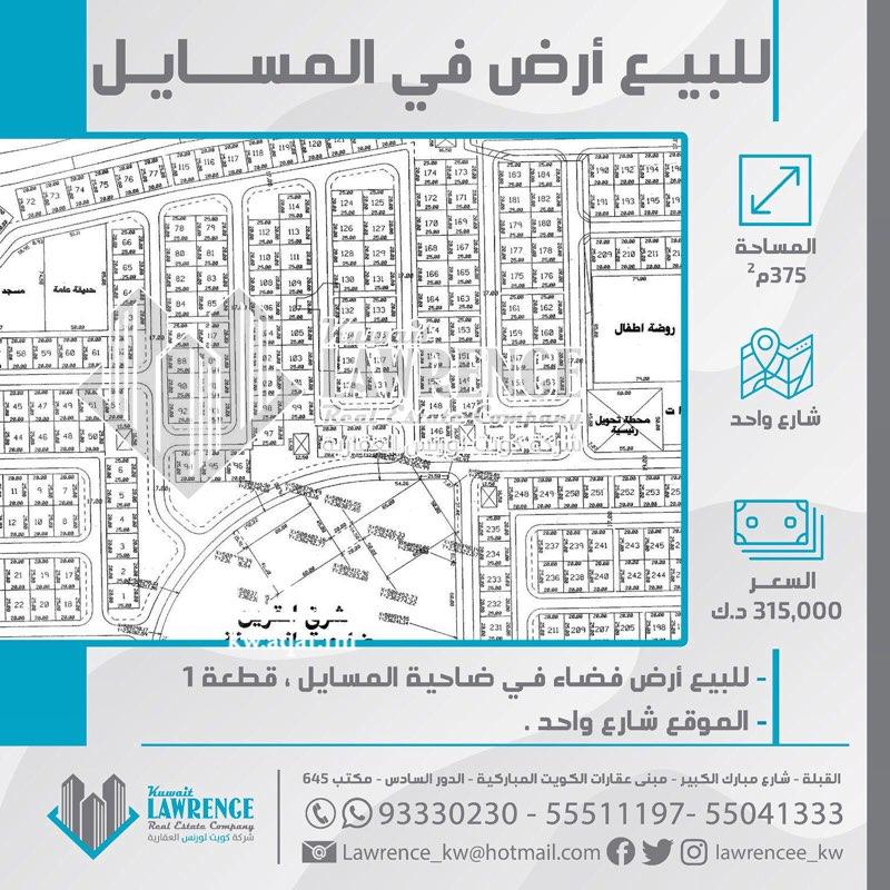 ارض للبيع فى طريق الدائري الثاني, الشامية 0