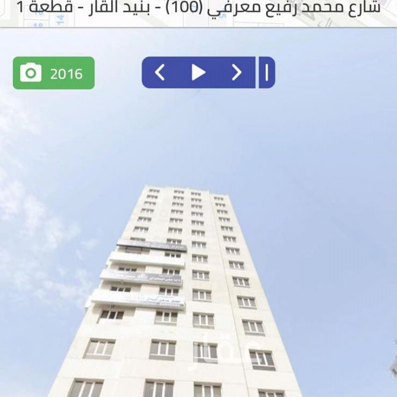 شقة للبيع فى شارع بور سعيد ، حي بنيد القار 21