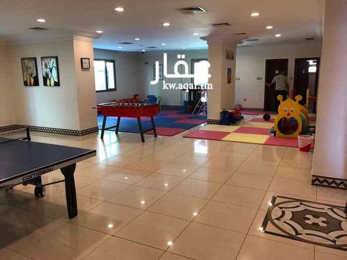 شقة للإيجار فى شارع حمد المبارك, السالمية 4