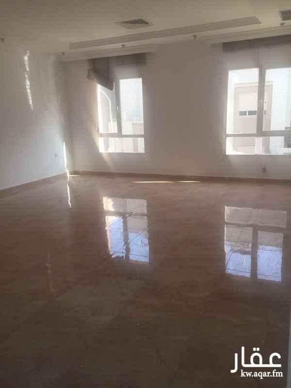 شقة للإيجار فى شارع علي عبدالوهاب المطوع 0