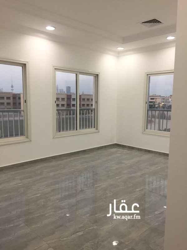شقة للإيجار فى شارع عبدالحميد عبدالعزيز الصانع, مدينة الكويت 0