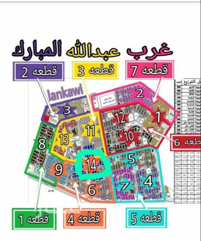ارض للبيع فى شارع حبيب مناور ، الفروانية 0