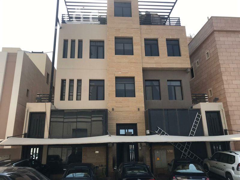 شقة للإيجار فى حي غرناطة 0