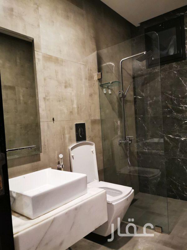 شقة للإيجار فى شارع احمد صالح السبيعي ، حي الروضة 2