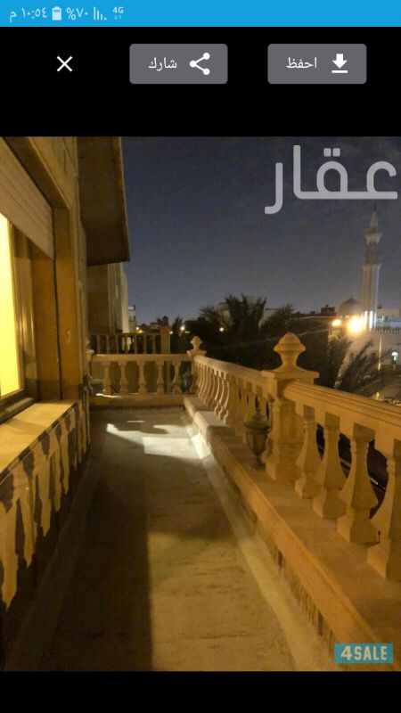 دور للإيجار فى شارع عبدالله المبارك ، حي قبلة ، مدينة الكويت 4