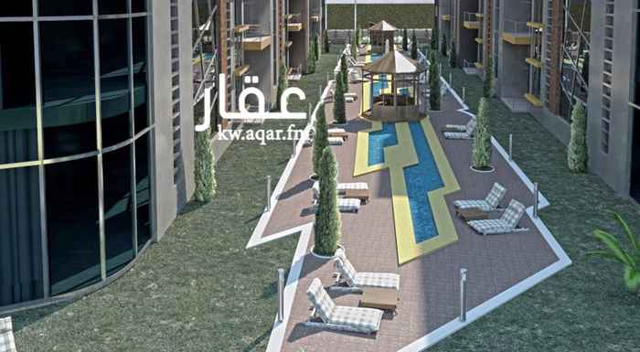 شقة للبيع فى شارع محمد ثنيان الغانم, مدينة الكويت 4