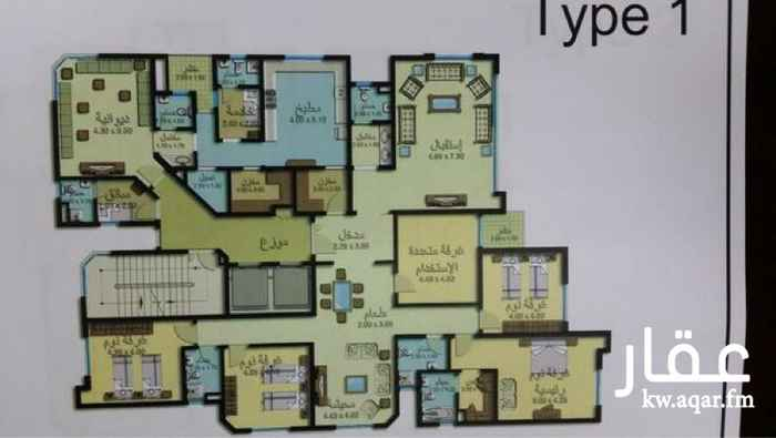 شقة للبيع فى شارع عبدالله المبارك, مدينة الكويت 01