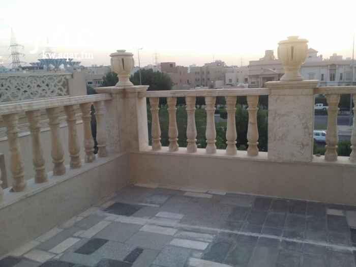 دور للإيجار فى شارع دمشق, مدينة الكويت 4