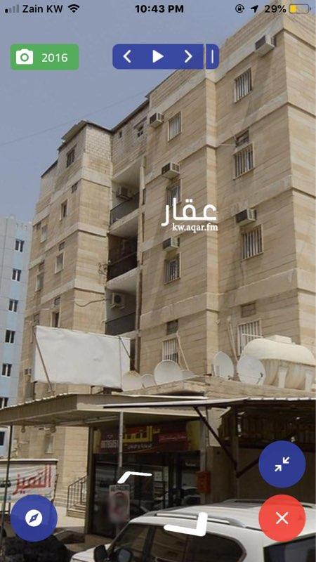 عمارة للبيع فى شارع طرفة بن العبد, الفحيحيل 0