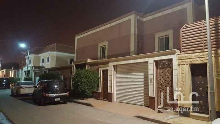 فيلا للإيجار فى شارع الحاسب ، حي النفل ، الرياض 0