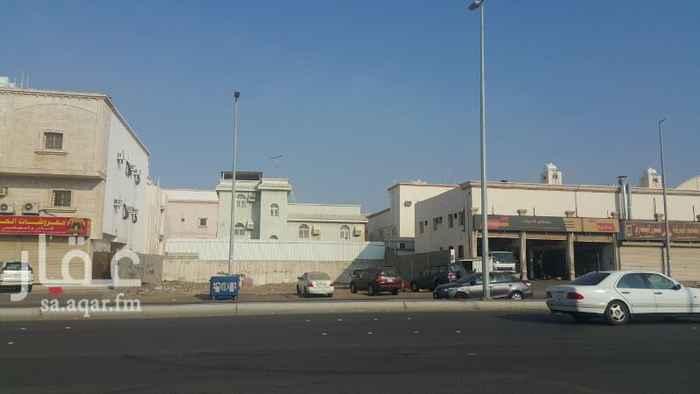 أرض للإيجار فى شارع عبدالله بن عطاء ، حي السامر ، جدة 0