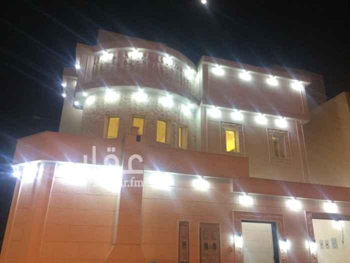 دور للإيجار فى شارع علي البجادي, الرمال, الرياض 0