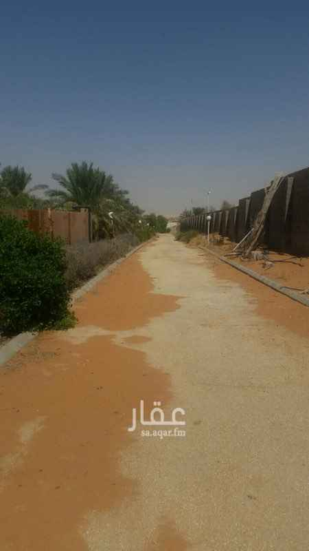 استراحة للبيع فى طريق الثمامة, الرمال, الرياض صورة 3
