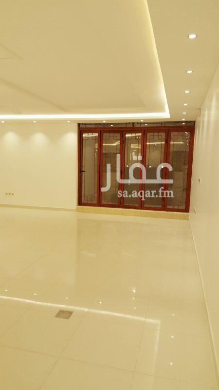 فيلا للإيجار فى شارع القطينه ، حي الندى ، الرياض 121
