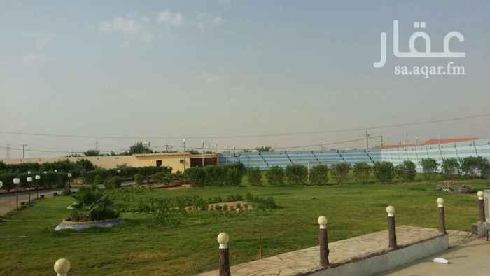 مزرعة للبيع فى طريق الملك فهد ، الخرج 6
