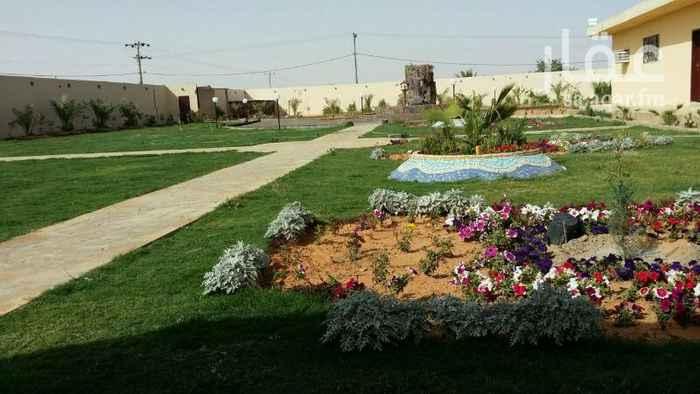 مزرعة للبيع فى طريق الملك فهد ، الخرج 81