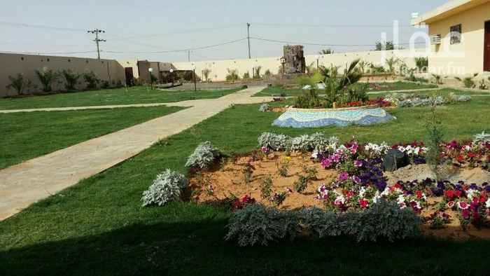 مزرعة للبيع فى طريق الملك فهد ، الخرج 10