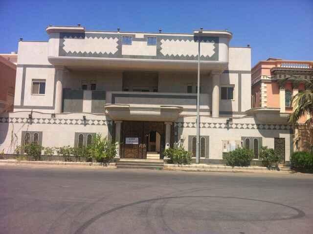 فيلا للبيع فى شارع الزمره الحسنه ، حي النهضة ، جدة صورة 1