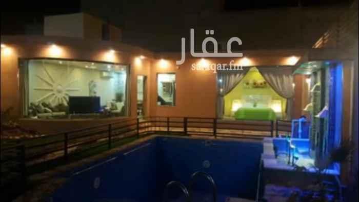 استراحة للبيع فى طريق الثمامة, مطار الملك خالد, الرياض صورة 6