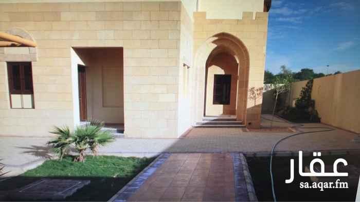 فيلا للإيجار فى شارع عبدالله السهمي, السفارات, الرياض 01