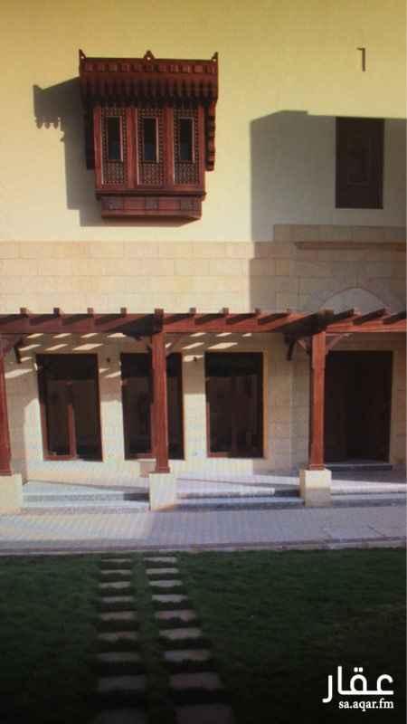 فيلا للإيجار فى شارع عبدالله السهمي, السفارات, الرياض 4