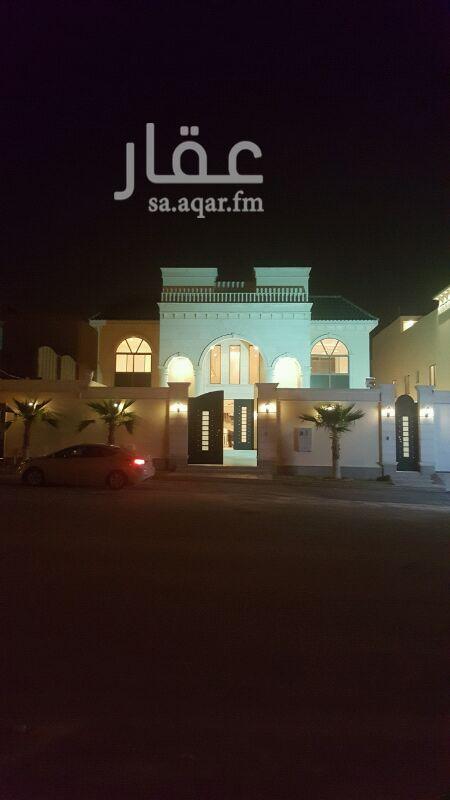 فيلا للبيع فى شارع عبدالله بن شهوين ، حي العقيق ، الرياض 0