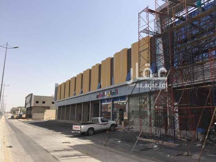 83926 مجموعة معارض بموقع مميز حي قرطبة شارع خالد ابن الوليد - انكاس -