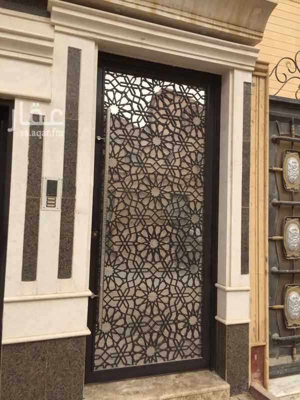 1819011 شقه مدخلين مجلس ومقلط وصاله وغرفتين نوم