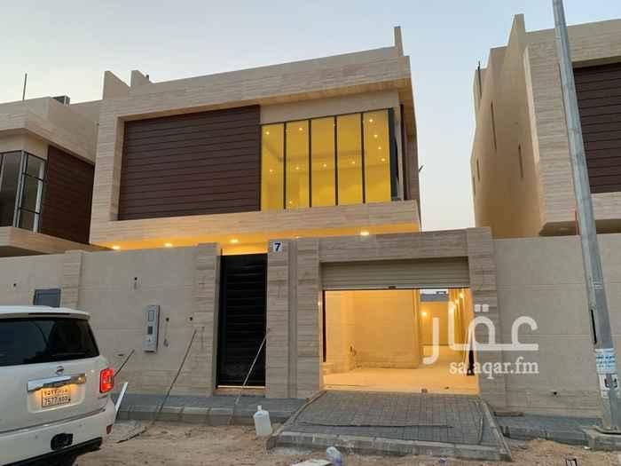 1688312 للبيع فلل مودرن فاخره شمال الرياض حي القيروان  مساحه ٣١٢م  شارع ٢٠ جنوبي