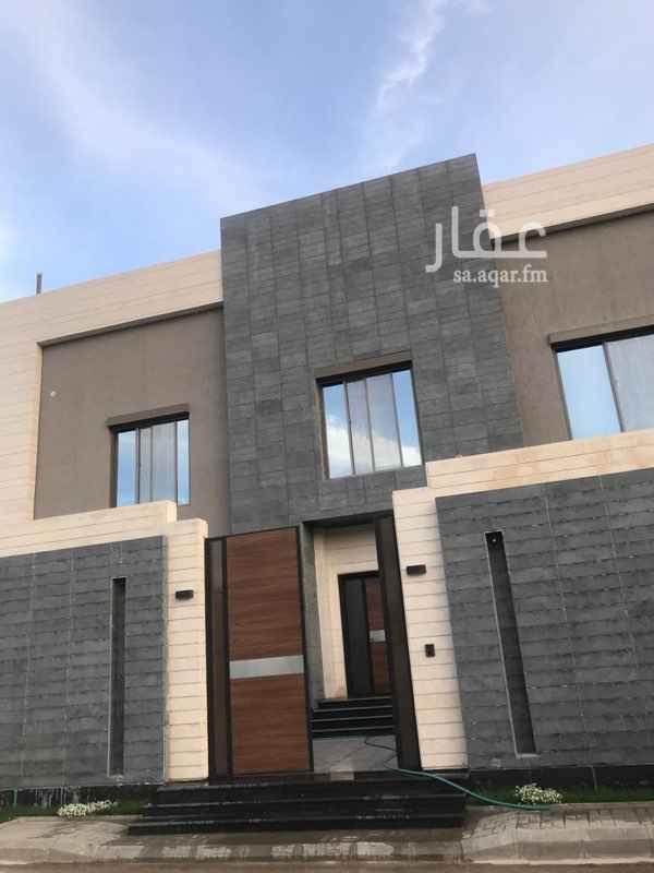 1698117 للبيع فيلا درج صاله مع بدروم ومسبح ومصعد  شمال الرياض حي الصحافه