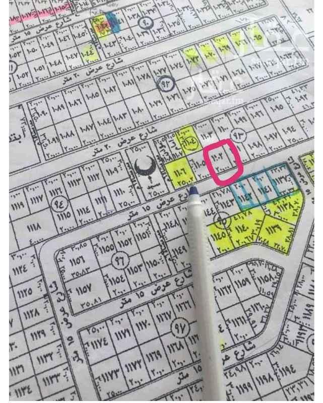 993806 للبيع قطعه ارض ٦٠٠م بجوهره القيروان جنوبيه شارع ١٥ اطوال ٢٠*في ٣٠ رقم القطعه ١١٠٢ سوم ١٤٠٠ بيع قريب مباشر من المالك