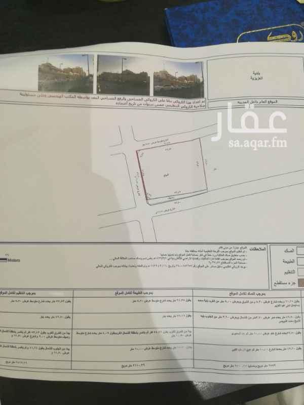 أرض للبيع فى شارع ابراهيم الطاسان ، حي مشرفة ، جدة صورة 1