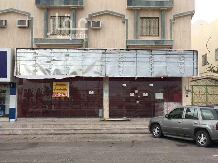 1421615 معرض على ممشى الهجرة (شارع العباس بن عبادة) والشارع حيوي جداً ومزدحم في المدينة المنورة يوجد به ديكورات راكبة وتسليك مكيف إسبليت . لا يرغب صاحب العقار بالمطاعم .