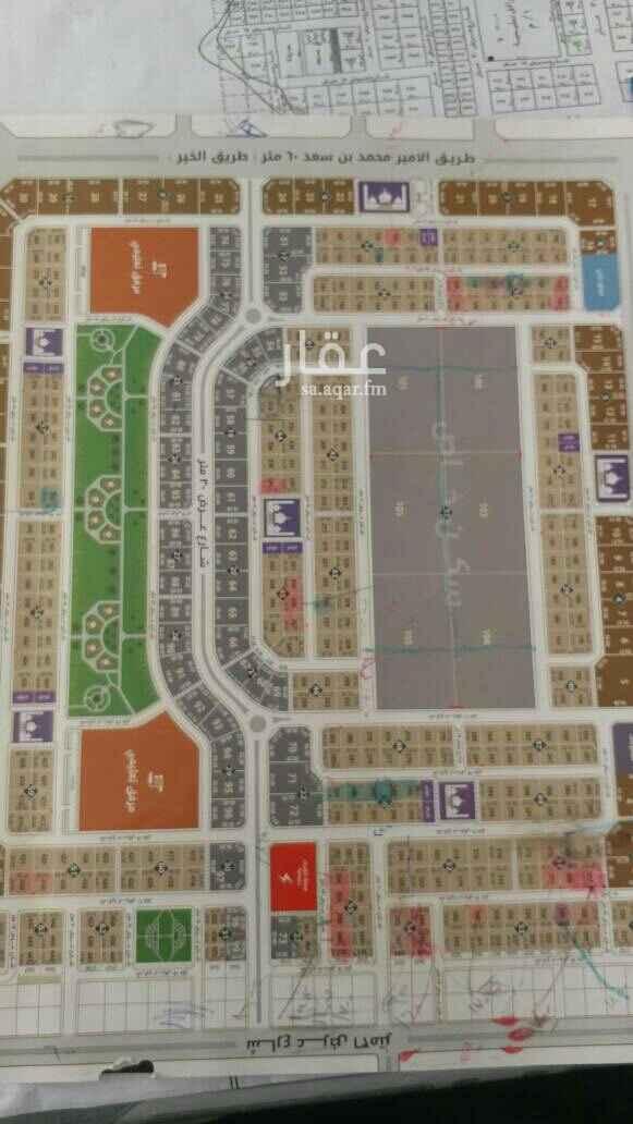 1568740 للبيع أرض في القيروان قيت  المساحة 624م  الاطوال 24*26 شارع 20شمالي  السعر 2500