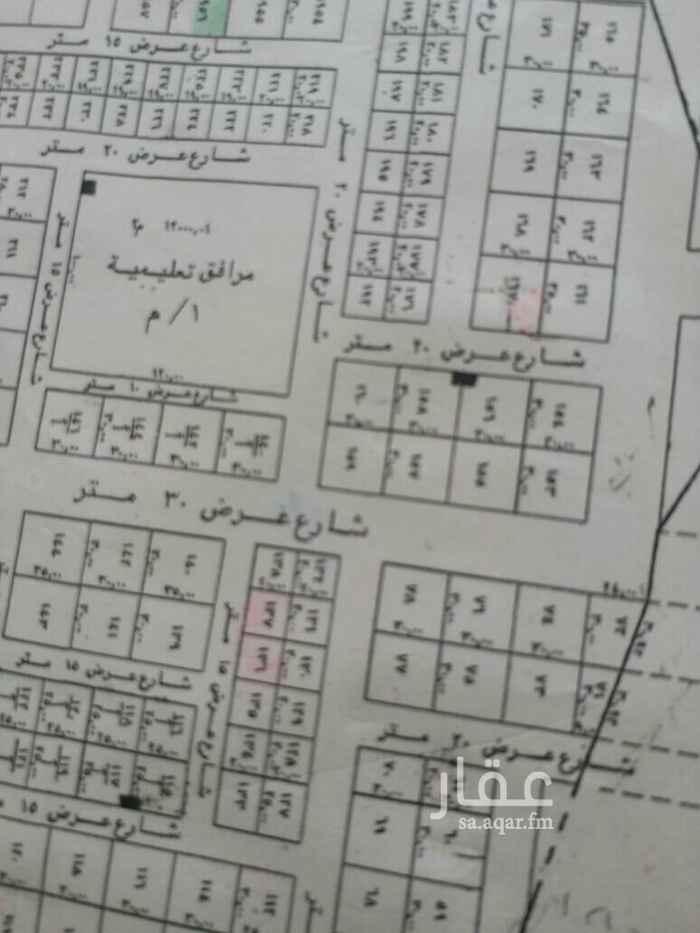 1640242 للبيع أرض في حي القيروان مساحه 450م  غربي شارع20 الاطول 15 في30  البيع على 2200غير الضريبه