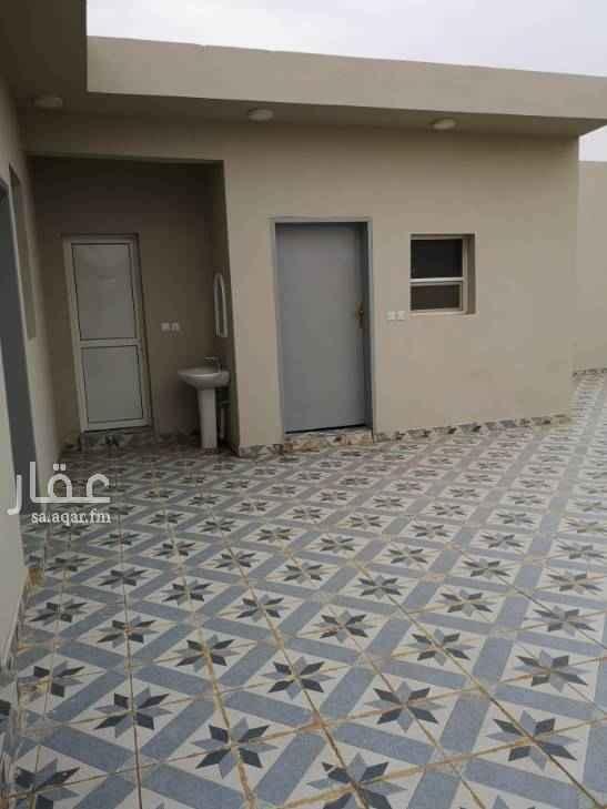 1583224 استراحة واسعة تشطيب حديث مع جبس واضاءة سبوت لايت وبوية حديثة نجلس واسع + غرفة + مطبخ + حمام + مغسلة