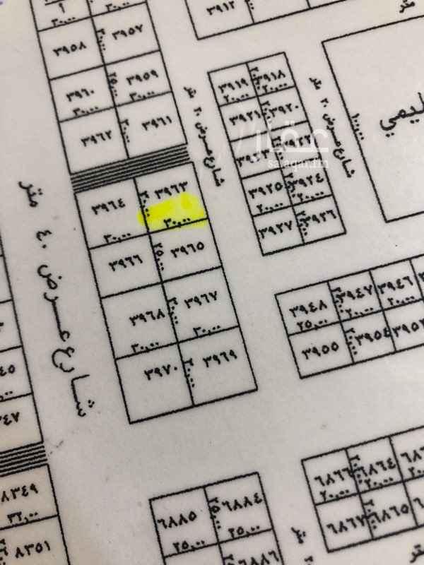 1752419 رقم القطعه ( ٣٩٦٣)  شارع (٢٠) شرقي مزفلت  طبيعه كف   على السوم