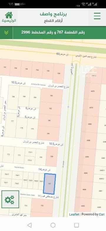 1395372 للإيجار أرض تجارية على ثلاثة شوارع : شرقي ٤٠ و شمالي ٢٠ و جنوبي ١٥ موقع ممتاز وقريبة للخدمات والمسجد منطقة شاليهات وعمائر عزاب  إمكانية البيع