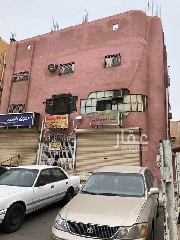 1208973 محل تجاري للايجار على شارع جبل النور القديم مقابل مسجد مساعد المطرفي